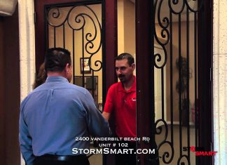 Visit Storm Smart Showroom in Naples