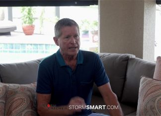 The young's testimonial for Storm Smart in Fort Myers, FL