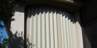 Storm Smart shutters inFort Myers, FL