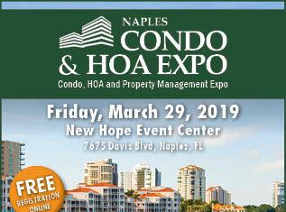 Naples Condo & HOA Expo 2019