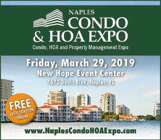 Naples Condo & HOA Expo 2019 - Storm Smart