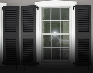 Colonial Shutters by Storm Smart