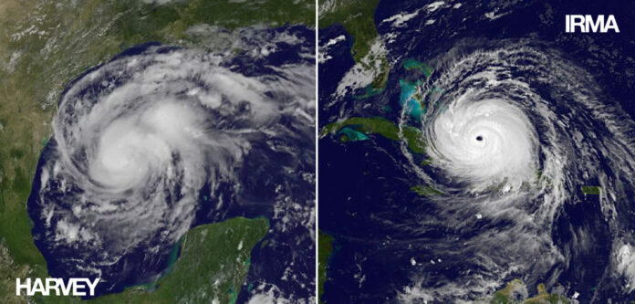 Comparing the hurricanes struck in Fort Myers, FL