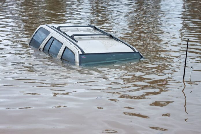 How flooding can damage your car