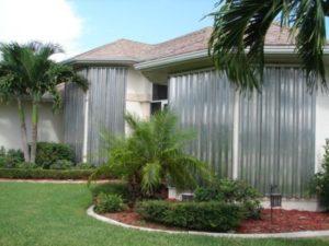 Hurricane Window Panels Fort Myers FL